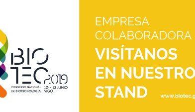 Nos vemos en Biotec 2019