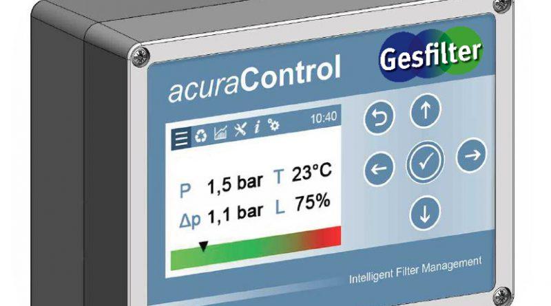 Sistema inteligente de control de equipos y procesos de filtración